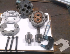 Hydraulic Pump3